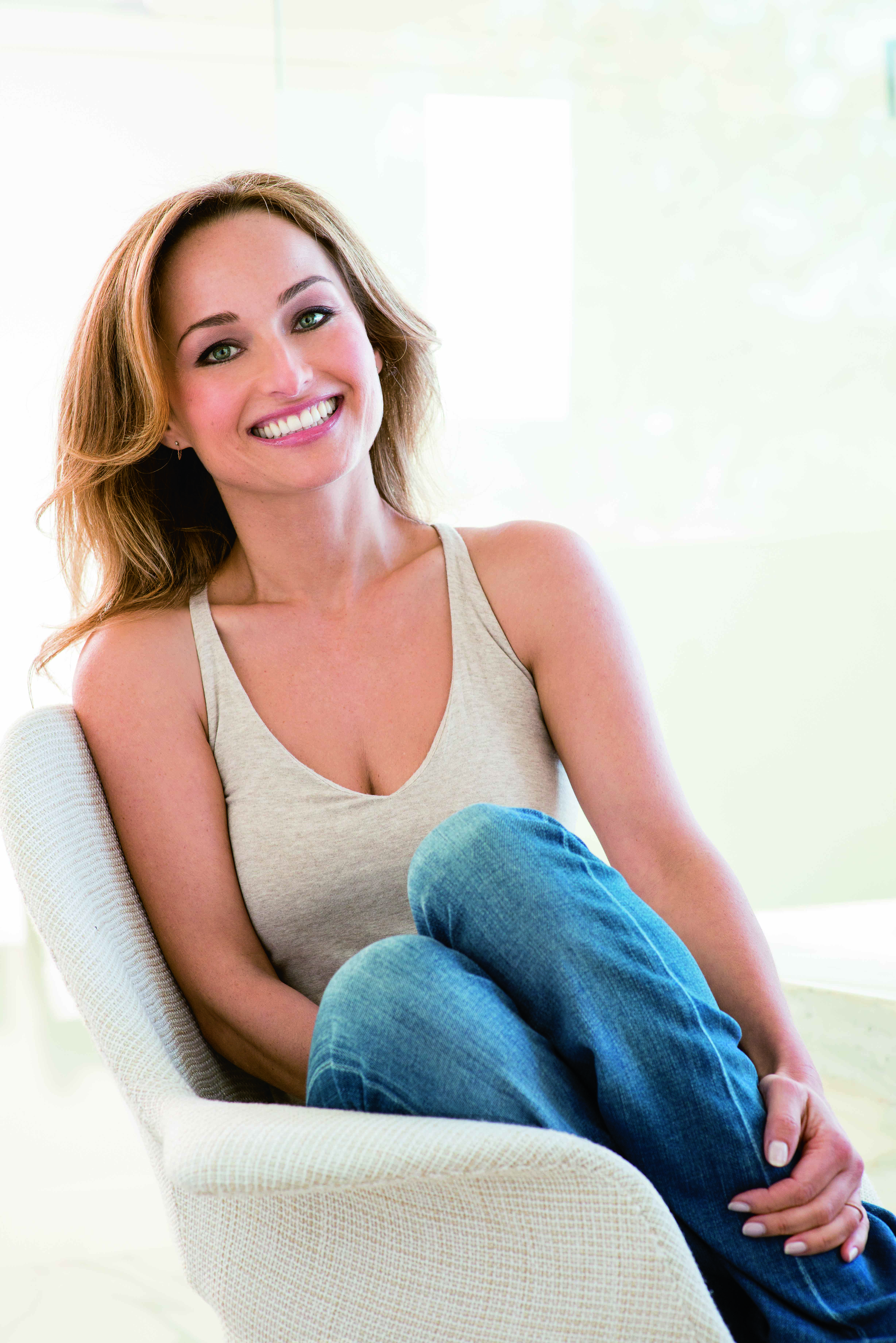 Giada De Laurentiis At Home Kitchen