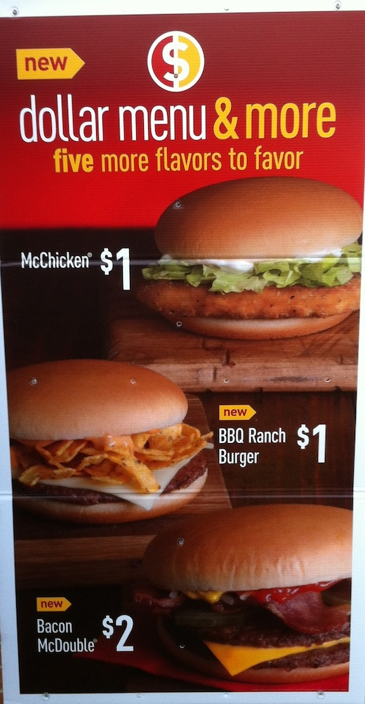 McDonald's Dollar Menu and More Adds 5 Items | HuffPost Life
