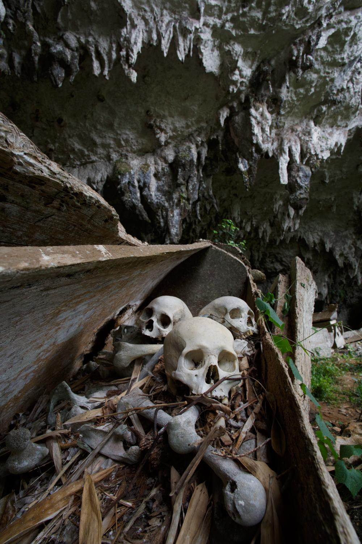 2013-11-04-SkullsincoffinoutsideburialcaveTanaTorajaSulawesiIndonesia.JPG