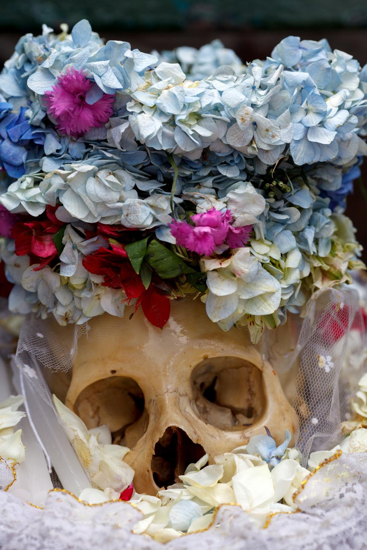 2013-11-04-SkullwithflowersFiestadelasatitasLaPazBolivia.JPG