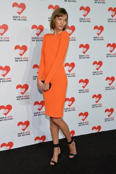 Karlie Kloss Bold Look