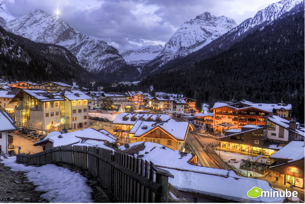 Europe 39 s 10 coziest mountain villages huffpost Best villages in america