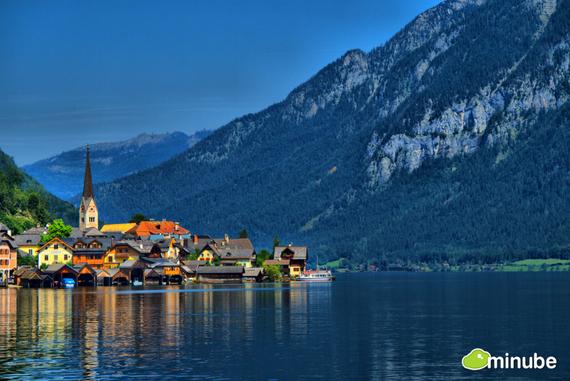 Europe 39 s 10 coziest mountain villages huffpost life for Foto paesaggi naturali gratis