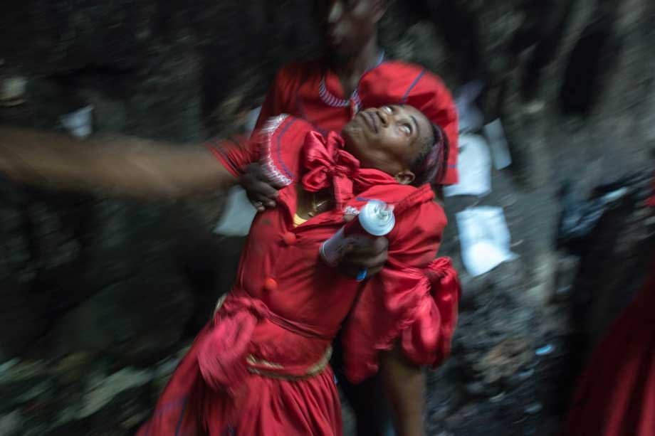 What Is Voodoo >> Graphic Photos Of Voodoo Rituals In Haiti | HuffPost