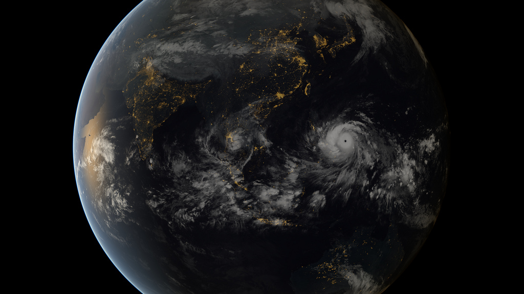 Supertyphoon Haiyan