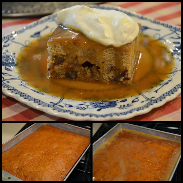 sticky toffee pudding cakes bon appetit