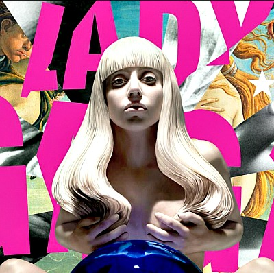 ARTPOP - Gaga is back !