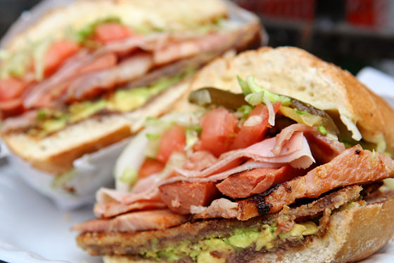 The Torta Is the Best Motherf*&^ing Sandwich Ever | HuffPost