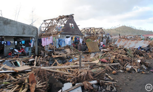 Super Typhoon Haiyan: Realities of a Warmed World