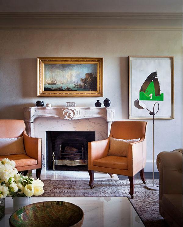 Living Hall Interior Design: 9 Fashionable Living Rooms