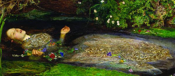 Ophelia Millais