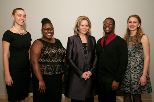 The Global Search for Education: The Master – Renée Fleming