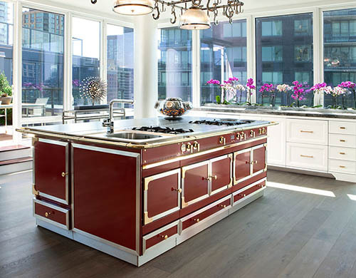 holiday entertaining st charles of new york luxury kitchen design