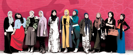 Clothing stores Islamic clothing stores