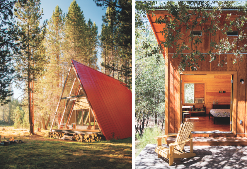 Five Great Cabin Getaways For Fall Huffpost