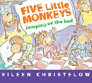 five little monkeys swinging in a tree finger play