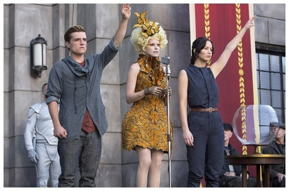 Cinefantastique Spotlight Podcast: The Hunger Games: Catching Fire MP3