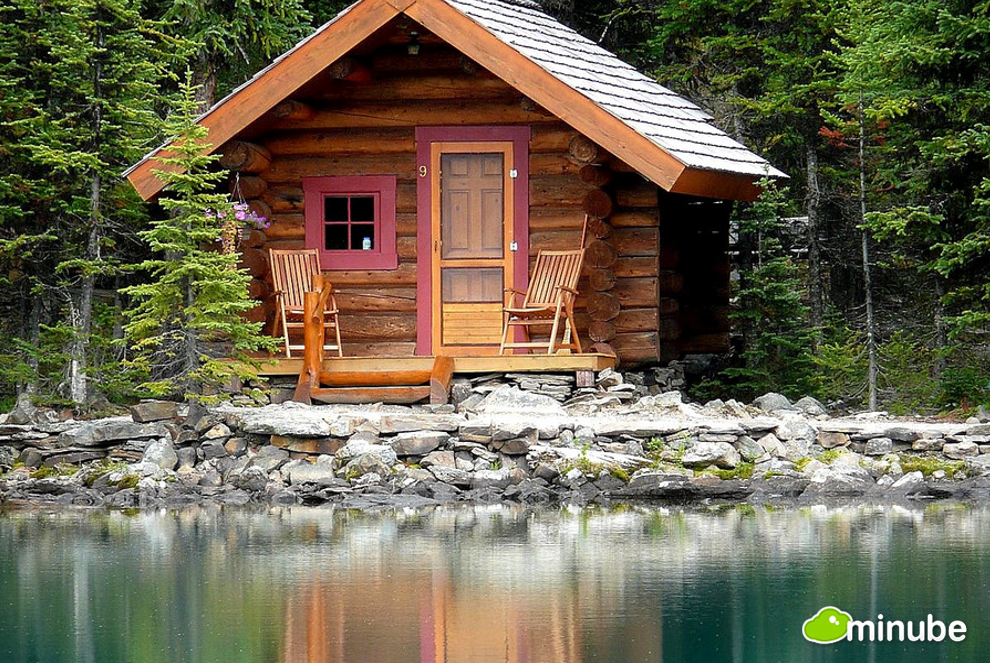10 Cabins To Inspire You To Escape From The World Huffpost