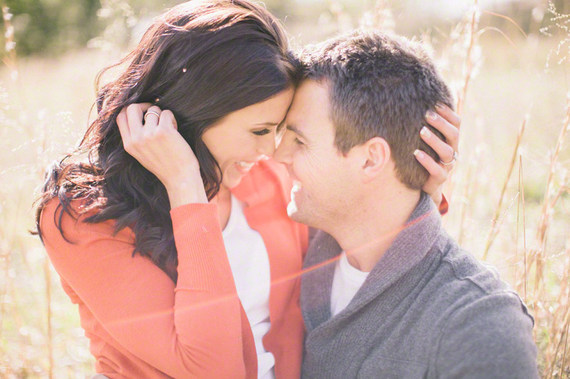 Engagement photos by Clane Gessel
