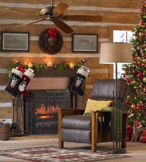 Easy Decorating Ideas Under $100 to Get Your Home Ready for the Holidays