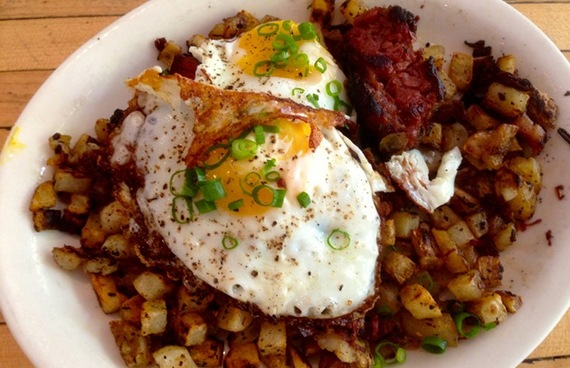 Thanksgiving Dinner Reincarnated as the Best Turkey Hash ...