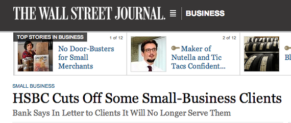 2013-11-30-WSJ_HSBC_DropsSmallBizClients.png
