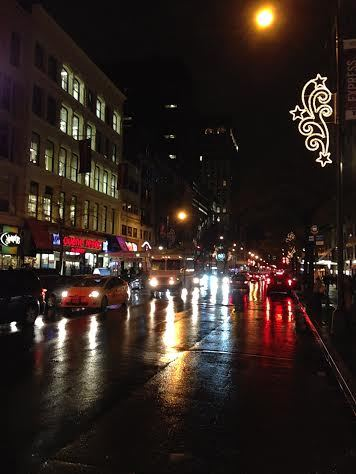 east village christmas lights huffpost