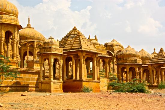 Jaisalmer temples