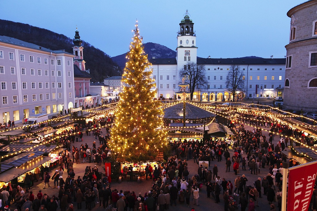 Top 10 European Christmas Markets