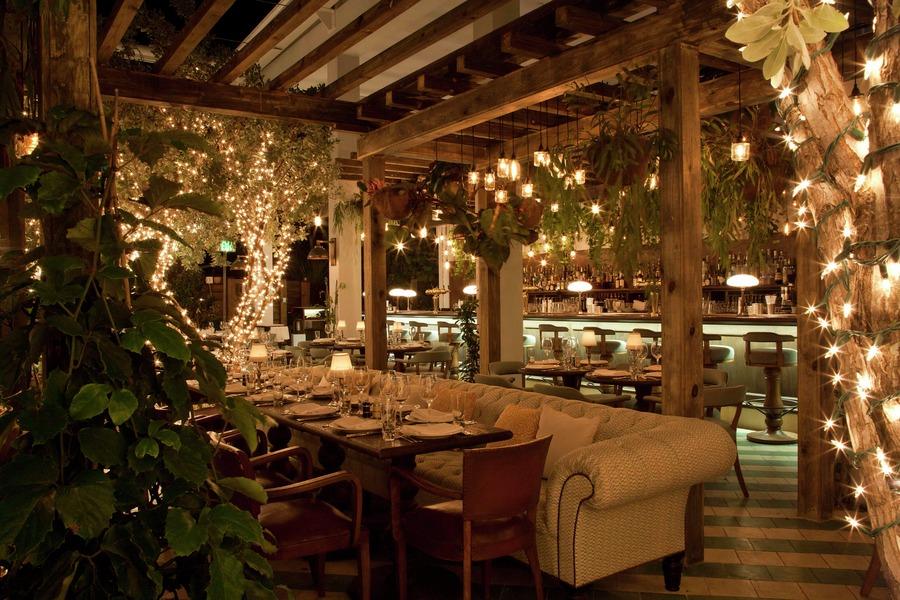 Members Dining Room Restaurant Week
