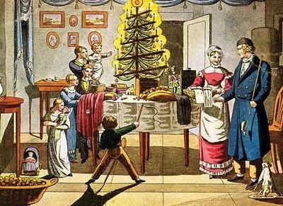 Christmas Off the Grid: Your Grandparents Were Right -- Candles on ...
