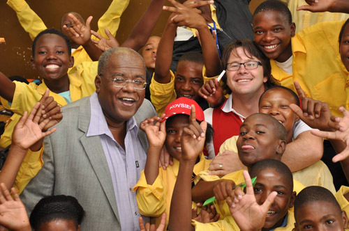 The Global Search For Education: Education Is My Right – South Africa
