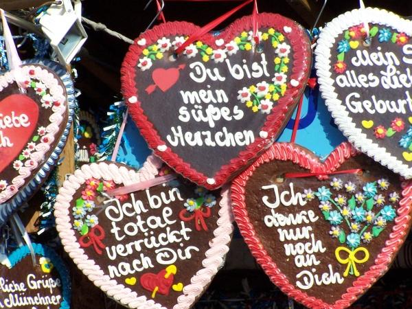 German Lebkuchen The Original Gingerbread Huffpost Life