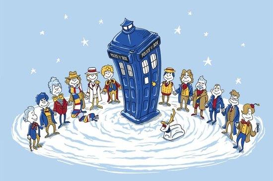 Doctor who christmas gift