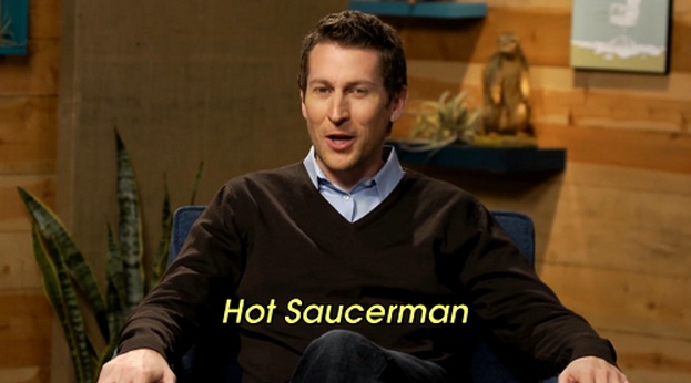 Scott Aukerman Scott Aukerman and I recently