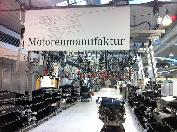 Blogger Relations: Das Mercedes-Benz / AMG Bloghouse