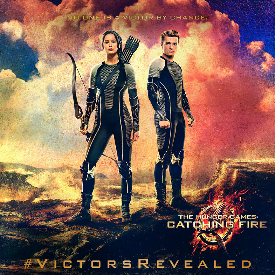 women warriors and soft men lessons from the hunger games 2013 12 23 hungergamescatchingfireposterbanner1 jpg