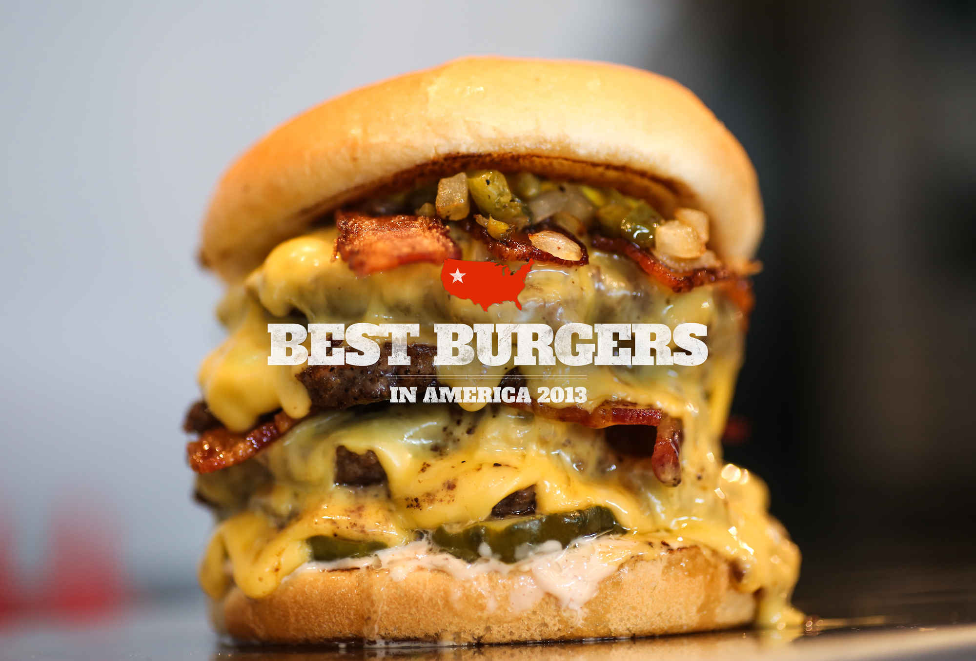 These Are the 16 Best Burgers of 2013 | HuffPost