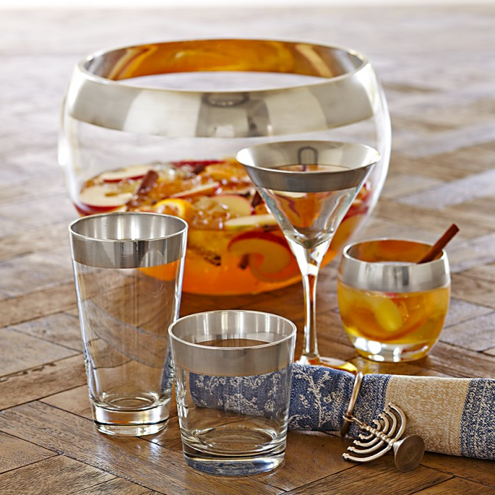 New Year S Eve Entertaining Must Have Punch Bowls Huffpost