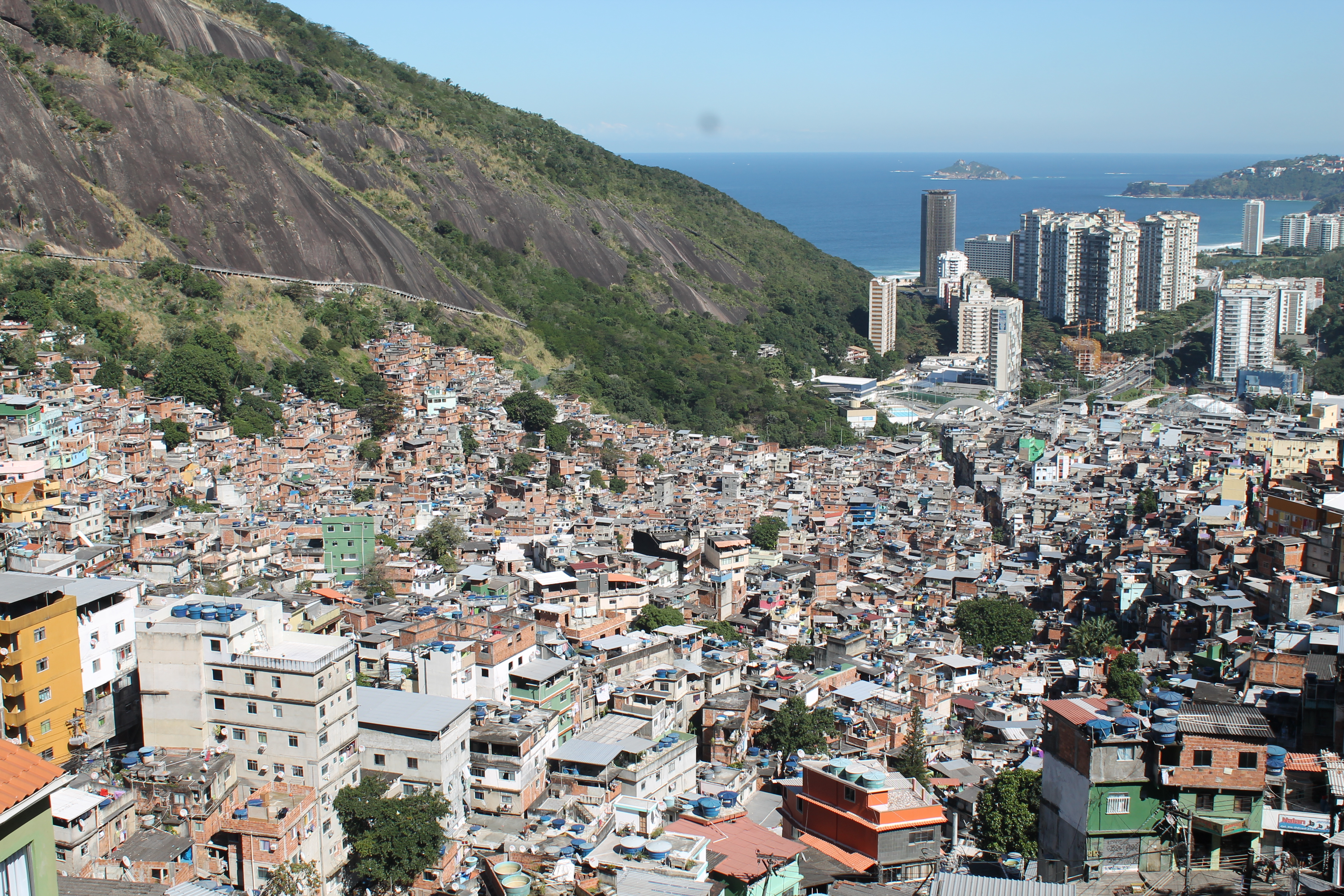 Rocinha Hits Back With Facts | HuffPost UK