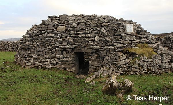Celtic Priest Divines Legends in Landscape of Aran Island   HuffPost