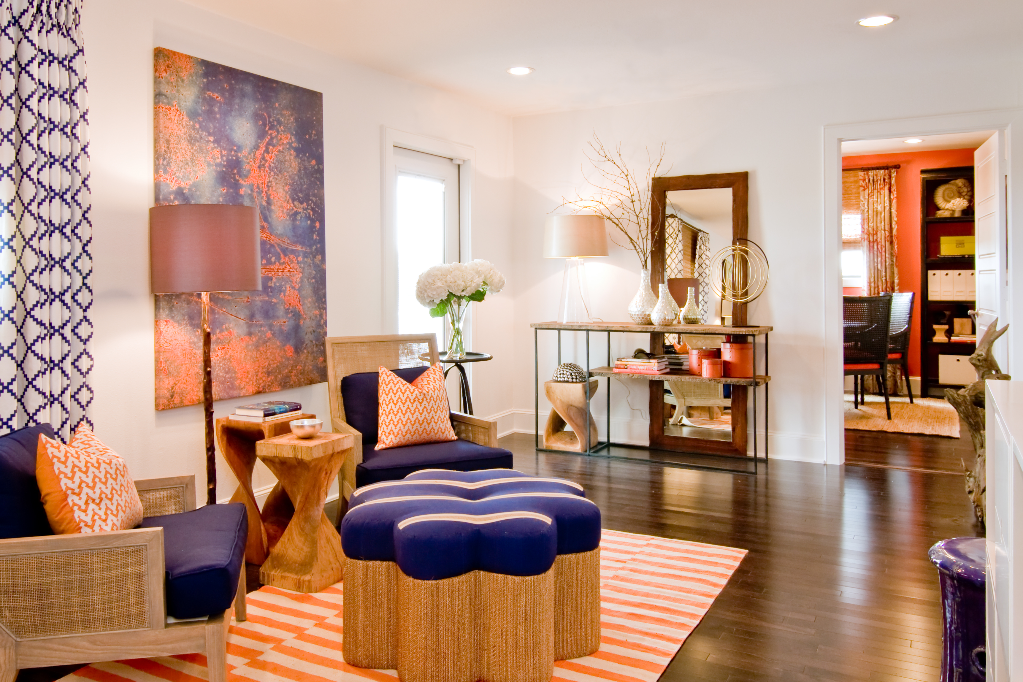 Four Easy Ways To Update Your Living Room For 2014 Huffpost
