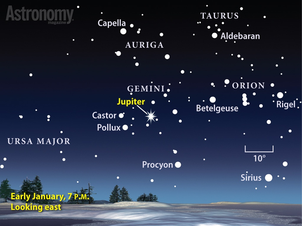 Now Is the Time to See Jupiter! | HuffPost