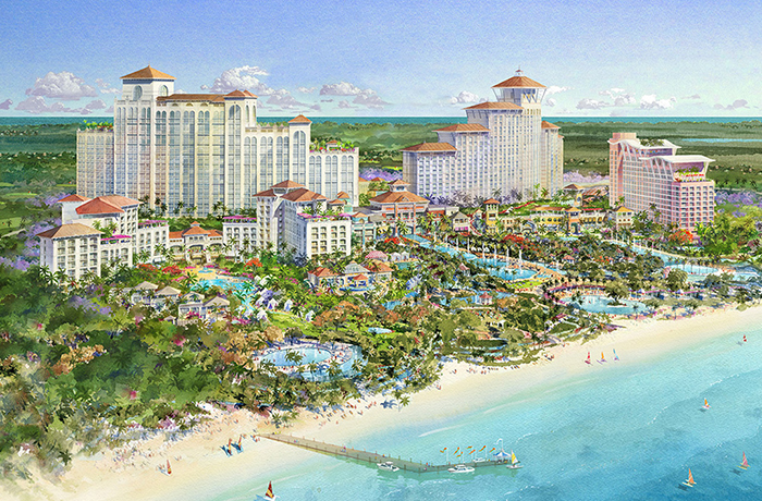 new casino resort in bahamas