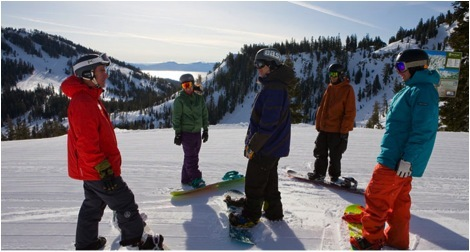 10 great places to learn to ski - The Boston Globe