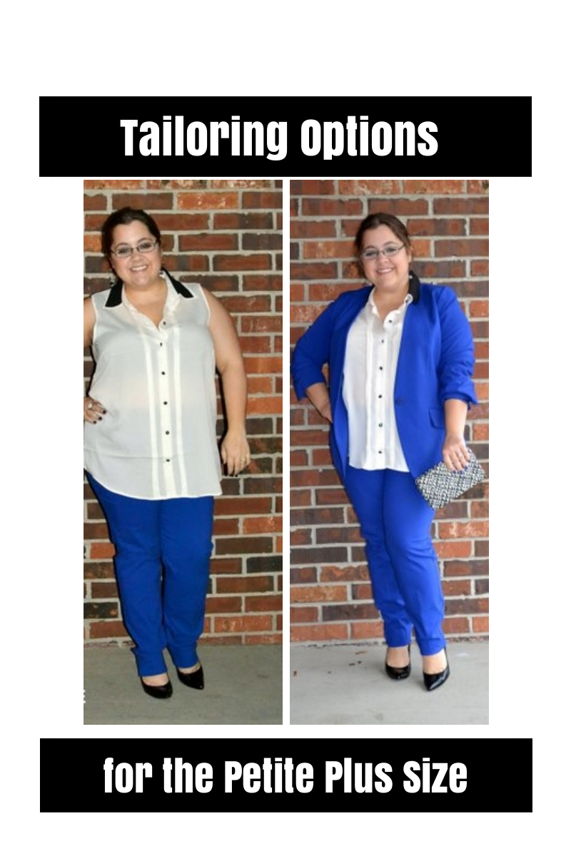 Tailoring options for the petite plus size huffpost for Cost to tailor a shirt