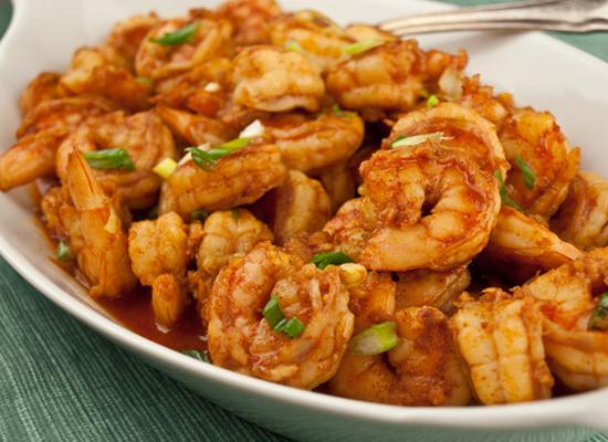 popular in louisiana bbq shrimp refers to sautéed shrimp in a ...