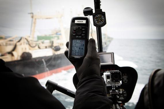 2014-01-14-SeaShepherdPatrollingSouthOceanSancturayEarthDrReeseHalter