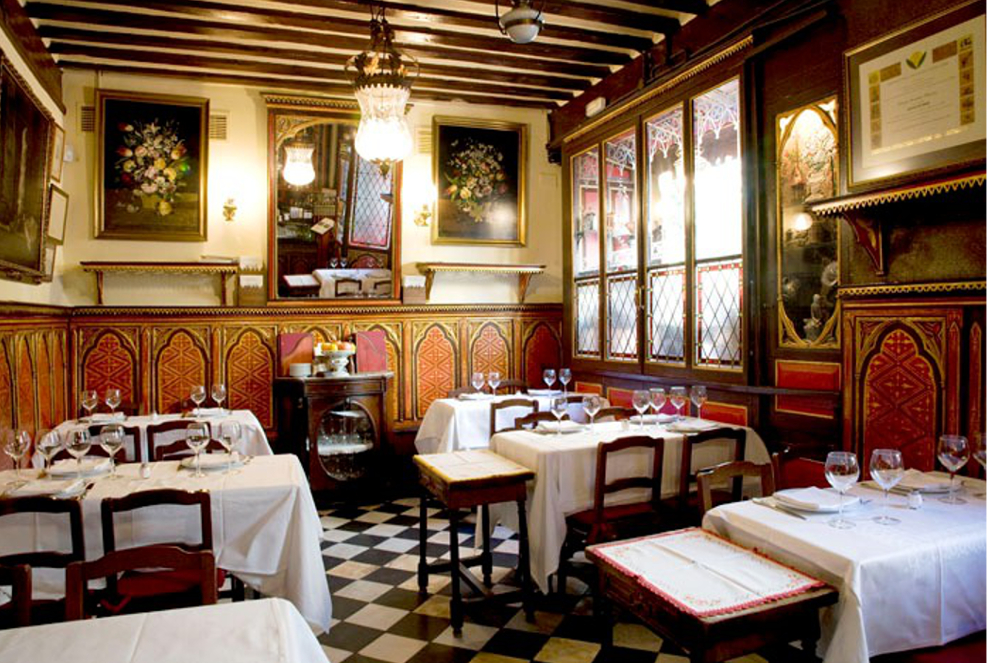 20 reasons to drop everything and go to spain huffpost for Casa botin madrid