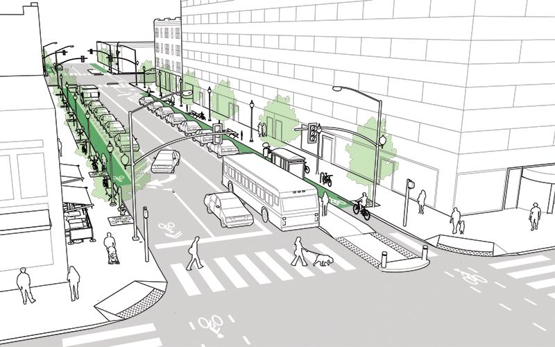 Transportation Equity On Chicago 39 S Streets Huffpost